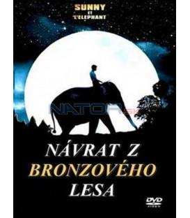 Návrat z bronzového lesa (Sunny et léléphant) DVD