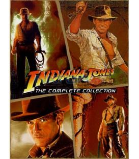 Indiana Jones kompletni kolekce- 4DVD (Indiana Jones: The Complete Adventures Collection)