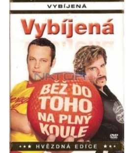 Vybíjená: Běž do toho na plný koule (Dodgeball: A True Underdog Story) DVD