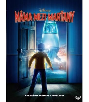 Máma mezi Marťany (Mars Needs Moms!)