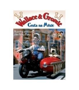 Wallace a Gromit: Cesta na měsíc DVD