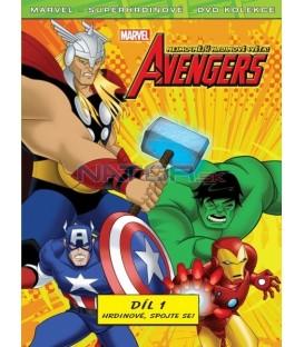 The Avengers: Nejmocnější hrdinové světa 1