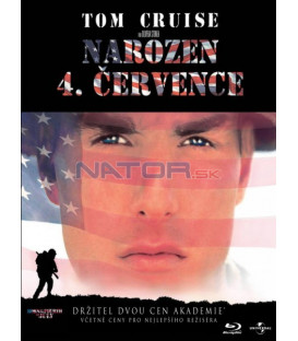 Narozen 4. července (Born on the Fourth of July) Blu-ray