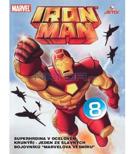Iron Man 08 - MARVEL DVD