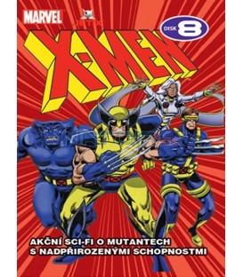 x-men - disk 8 (x-men) DVD
