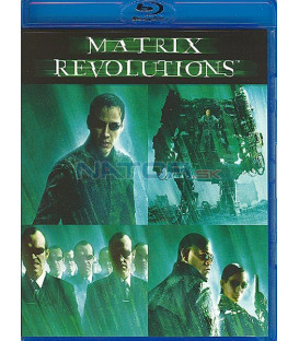 Matrix Revolutions (The Matrix Revolutions) Blu Ray