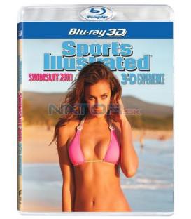 Sports Illustrated Swimsuit 2011 TRUE 3D verze BLU-RAY