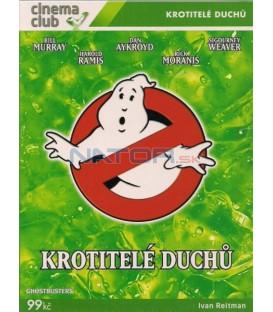 Krotitelé duchů (Ghost Busters) DVD