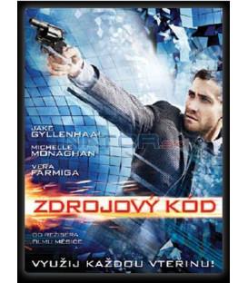 Zdrojový kód ( Source Code) DVD