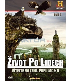 Život po lidech 3   (Life after People)