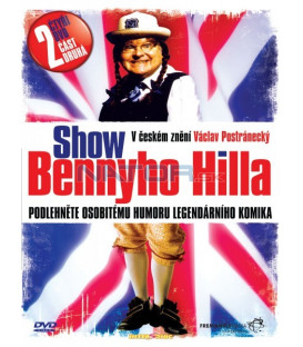Show Bennyho Hilla série 2 dvd 2   (The Benny Hill Show)