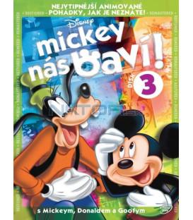 Mickey nás baví 3. (mickey Have a Laugh Vol 3)
