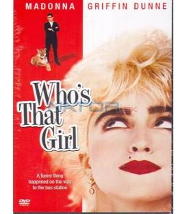 Kdo je ta holka? (Whos That Girl?) DVD