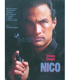 Nico (Nico: Above the Law) DVD
