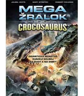 Mega žralok vs. Crocosaurus DVD