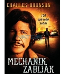 Mechanik zabiják (The Mechanic) DVD