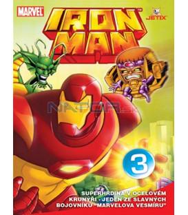 iron man 03 - MARVEL DVD