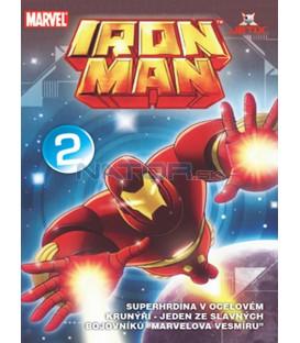 iron man 02 - MARVEL DVD