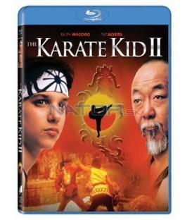 Karate Kid II Blu-ray (The Karate Kid, Part II)