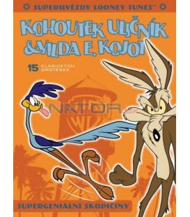 Super hvězdy Looney Tunes: Kohoutek Uličník/Vilda E. Kojot (Looney Tunes Super Stars: Road Runner/Wil E Coyote)