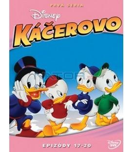 Kačeří příběhy 1.série - disk 5. (Ducktales Season 1 : Vol. 1 - Disc 5)