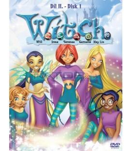 W.I.T.C.H 2.série - disk 1 (W.I.T.C.H. Vol 2 - Disc 1)