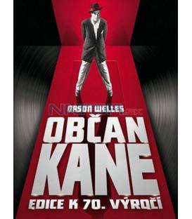 Občan Kane (Citizen Kane UCE) - Edice k 70. výročí Blu-ray