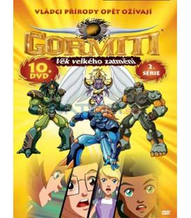 GORMITI – 10. DVD (Gormiti)