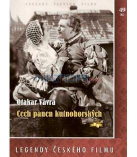 Cech panen kutnohorských DVD