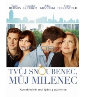 Tvůj snoubenec, můj milenec ( Something Borrowed ) DVD