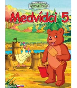 MEDVÍDCI 5  (LITTLE BEAR 5) DVD