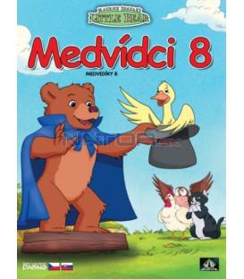 MEDVÍDCI 8  (LITTLE BEAR 8) DVD