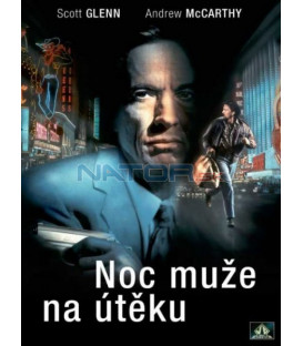 NOC MUŽE NA ÚTĚKU  (NIGHT OF THE RUNNING MAN) DVD