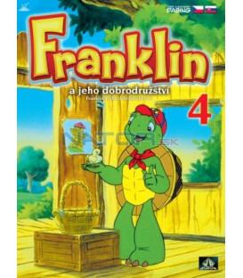 FRANKLIN A JEHO DOBRODRUŽSTVÍ 4 (FRANKLIN KIDS) DVD