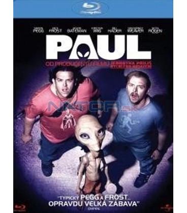 Paul 2011 - Blu-ray
