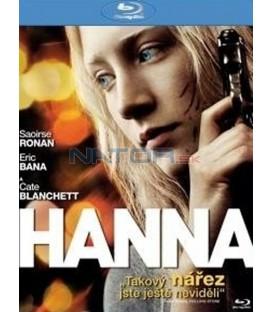 Hanna Blu-ray