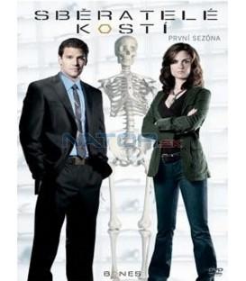 Sběratelé kostí / Kosti / 1. sezóna 6 DVD