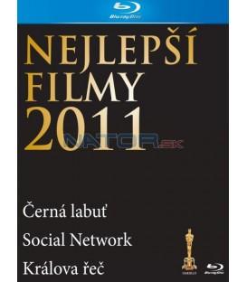Kolekce: Nejlepší filmy 2011 3 x Blu-ray