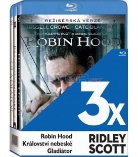 Kolekce: Ridley Scott 3 x Blu-ray