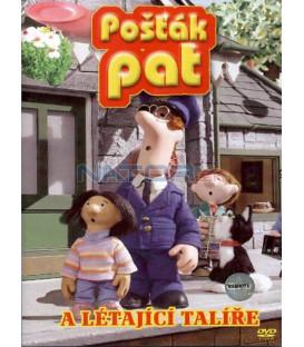 Pošťák Pat 5- létajíci talíře DVD