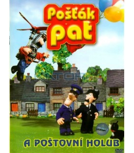 Pošťák Pat 6 - Poštovní holub DVD