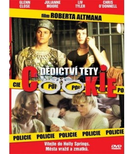 Dědictví tety Cookie  (Cookie´s Fortune) DVD