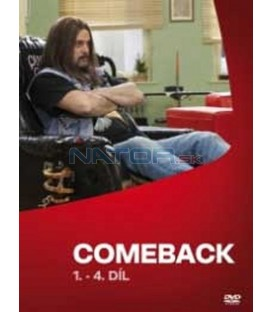 Comeback  DVD 1 (4 epizody)