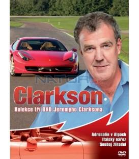 Kolekce Top Gear 3DVD