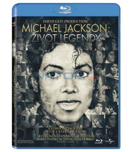 Michael Jackson: Život legendy Blu-ray (Michael Jackson The Lifer Of An Icon/ 2011)