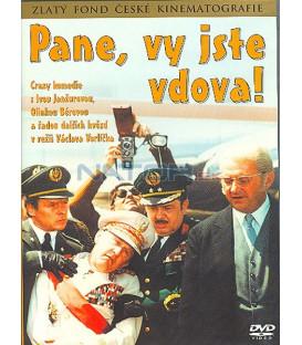 """""""Pane, vy jste vdova!"""" DVD"""