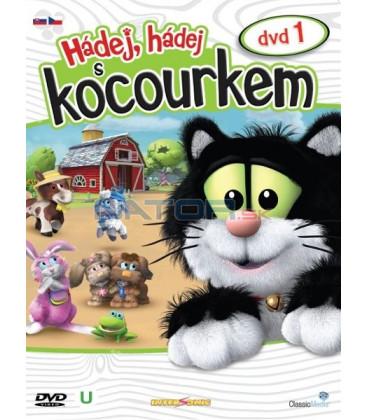 Hádej, hádej s kocourkem 1 (Guess with Jess) DVD