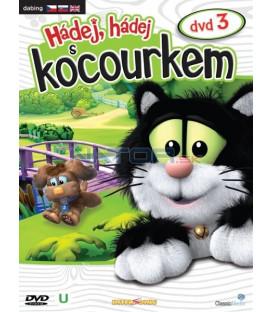 Hádej, hádej s kocourkem 3 (Guess with Jess) DVD