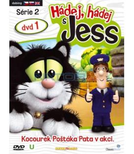 Hádej,hádej s Jess série2 dvd1 (Guess with Jess) DVD