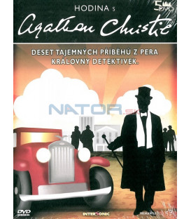 Hodina s Agathou Christie- kolekcia 5 DVD